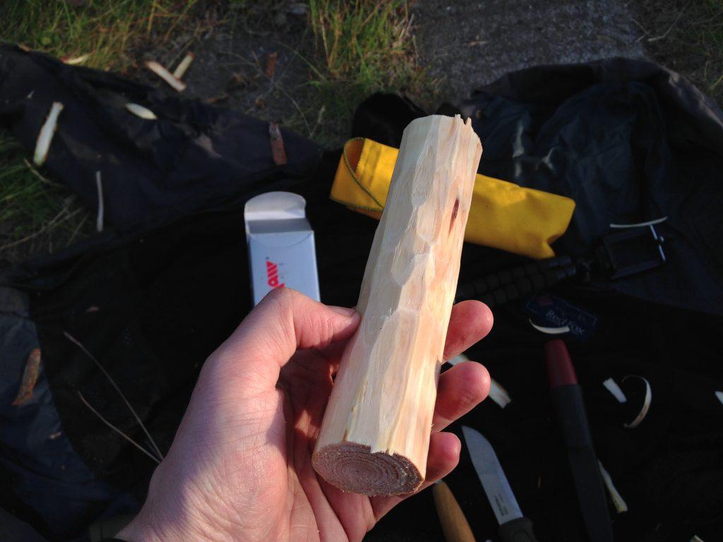 Делаем деревянную ложку